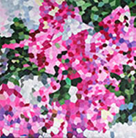 Image 2 - Fractured Fairy Tales, Bougainvillea III, 40